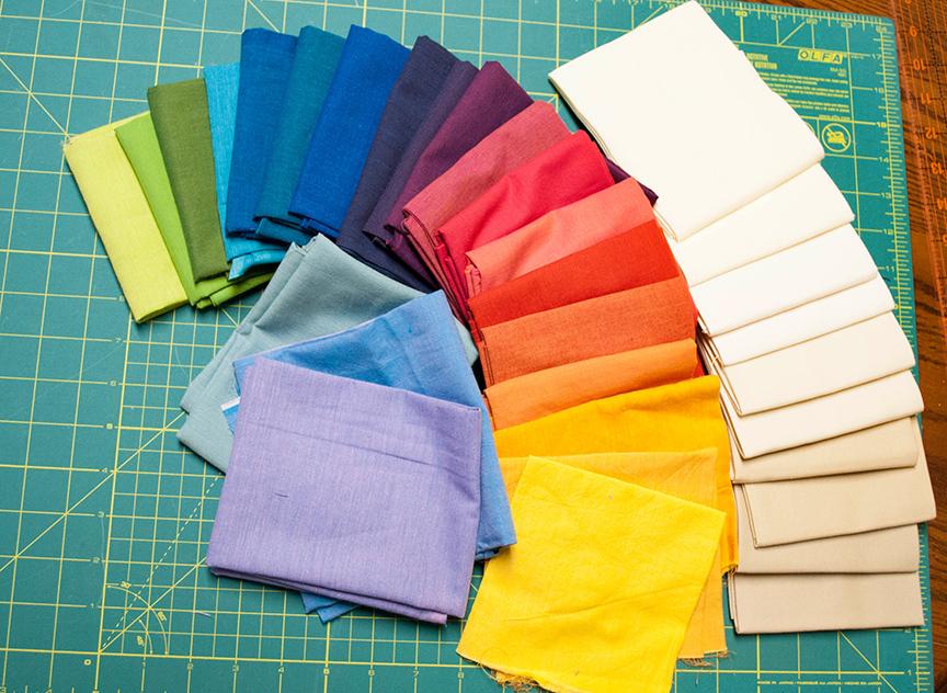 rainbowfabric