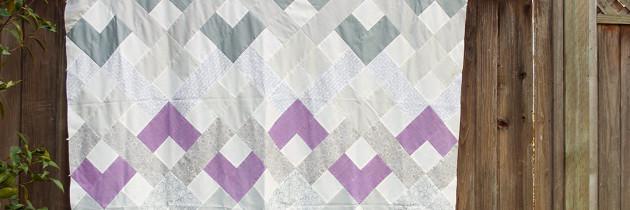Pantone Quilt Top