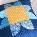 Tutorial – Star Flower Pillow