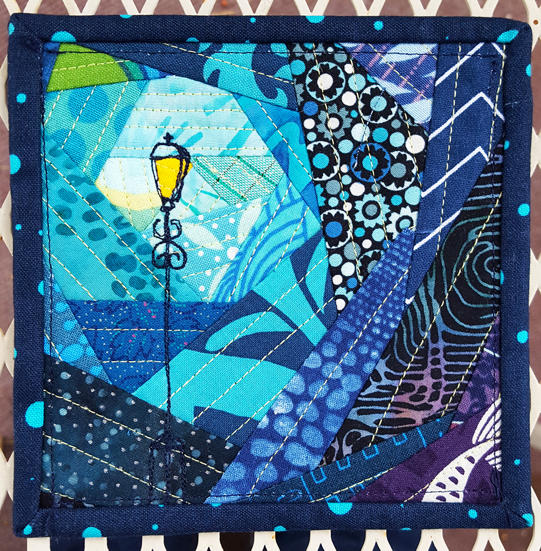 Blogger s quilt festival art quilt play crafts for Quilt and craft show